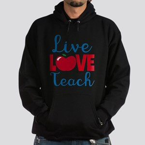 Live Love Teach Sweatshirt