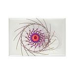 Eye of Chaos Rectangle Magnet