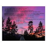 Great Spirit Prayer Small Poster