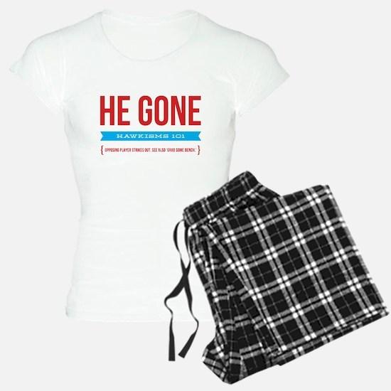 He Gone Pajamas