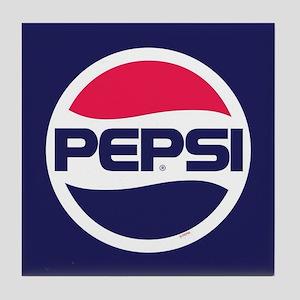 Pepsi 90s Logo Tile Coaster