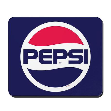 Pepsi 90s Logo Mousepad