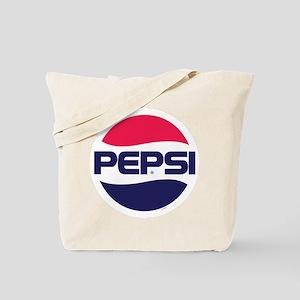 Pepsi 90s Logo Tote Bag