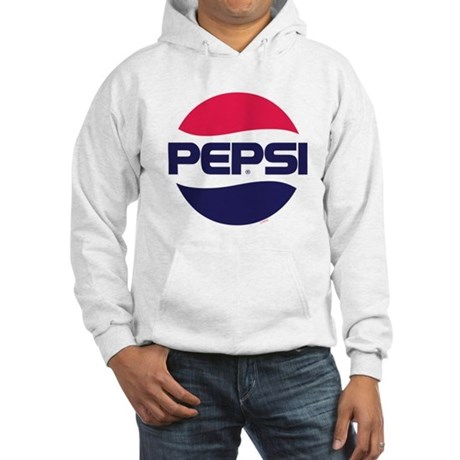 Pepsi Logo Delle Donne Maglia Con Cappuccio 7ZGqlenbdH