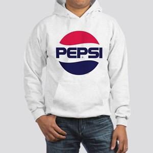 Pepsi 90s Logo Hooded Sweatshirt