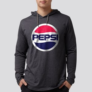 Pepsi 90s Logo Mens Hooded Shirt