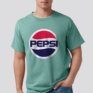 Pepsi 90s Logo Mens Comfort Colors Shirt