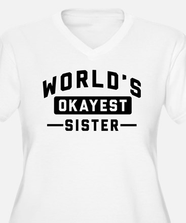 World's Okayest S T-Shirt