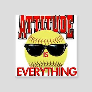 Attitude is Everything Sticker
