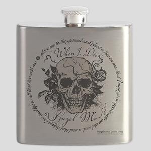 When I Die, Hugel Me1 Flask