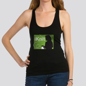 iKnit Racerback Tank Top