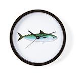 Mackerel Pacific Atlantic or Frigate F Wall Clock