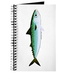 Mackerel Pacific Atlantic or Frigate F Journal