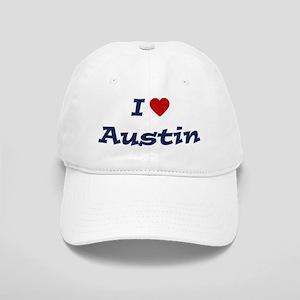 I HEART AUSTIN Cap