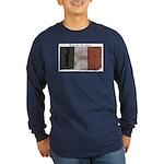 Remember the Alamo Long Sleeve Dark T-Shirt