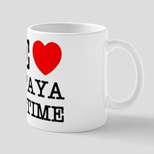 ME LOVE PATTAYA LONGTIME Mug