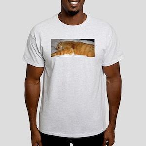 Orange Cat on His Day Off T-Shirt