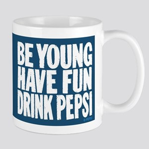 Pepsi Be Young 11 oz Ceramic Mug