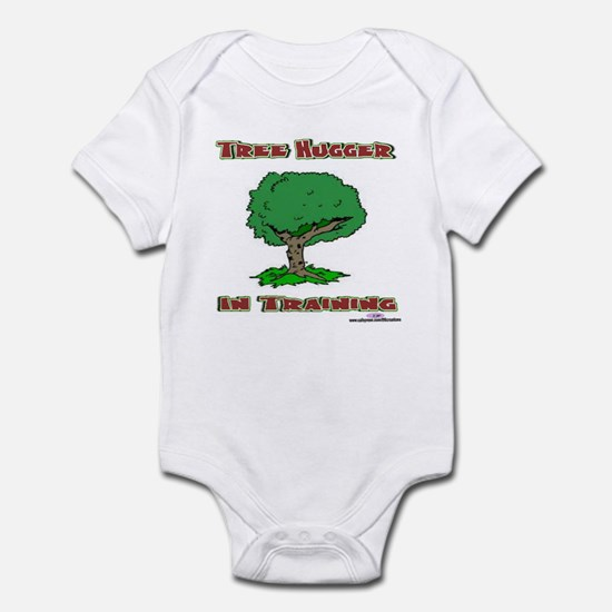 tree hugger in training Body Suit