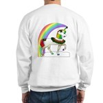 NEW! (Design on Back) Sweatshirt