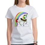 Rainbow Unicorn Women's T-Shirt