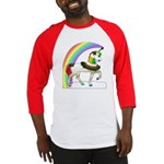 Rainbow Unicorn (2-sided) Baseball Jersey