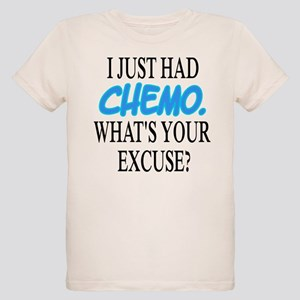 I Just Had CHEMO Blue T-Shirt