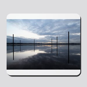 Breaking Dawn Over Still Water Mousepad