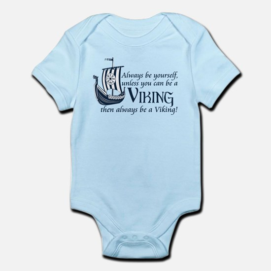 Be a Viking Body Suit