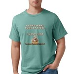 Buns of Cinnamon Mens Comfort Colors Shirt