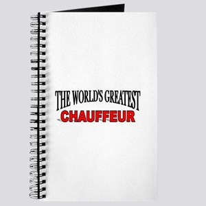 """The World's Greatest Chauffeur"" Journal"