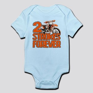 2 Strokes Forever Body Suit