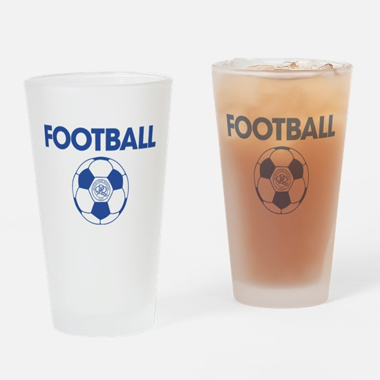 Queens Park Rangers Football Drinking Glass