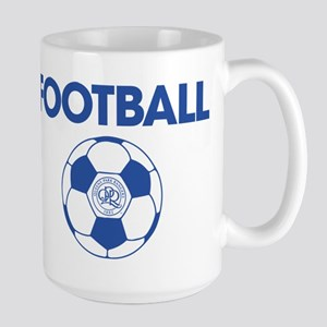 Queens Park Rangers Foot 15 oz Ceramic Large Mug