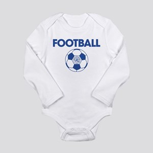 Queens Park Rangers F Long Sleeve Infant Bodysuit