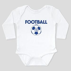 Queens Park Rangers F Long Sleeve Infant Bodysuit