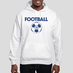 Queens Park Rangers Football Hooded Sweatshirt