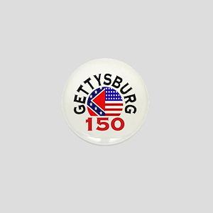 Gettysburg 150th Anniversary Civil War Mini Button