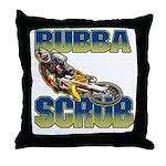 Bubba Scrub Throw Pillow