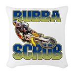 Bubba Scrub Woven Throw Pillow
