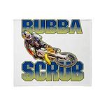 Bubba Scrub Throw Blanket