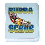Bubba Scrub baby blanket