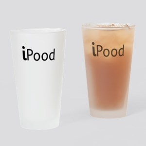 ipood Drinking Glass