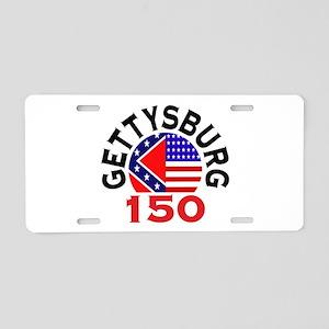 Gettysburg 150th Anniversary Civil War Aluminum Li
