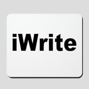 i write Mousepad