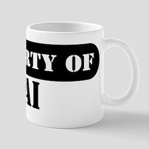 Property of Mai Mug