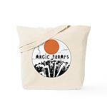 magictrampslogo2 Tote Bag