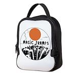 magictrampslogo2 Neoprene Lunch Bag