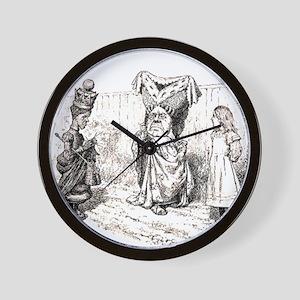 Brewster 4 Wall Clock