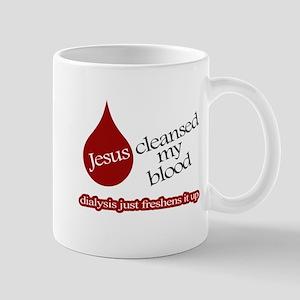Jesus Dialysis Mug